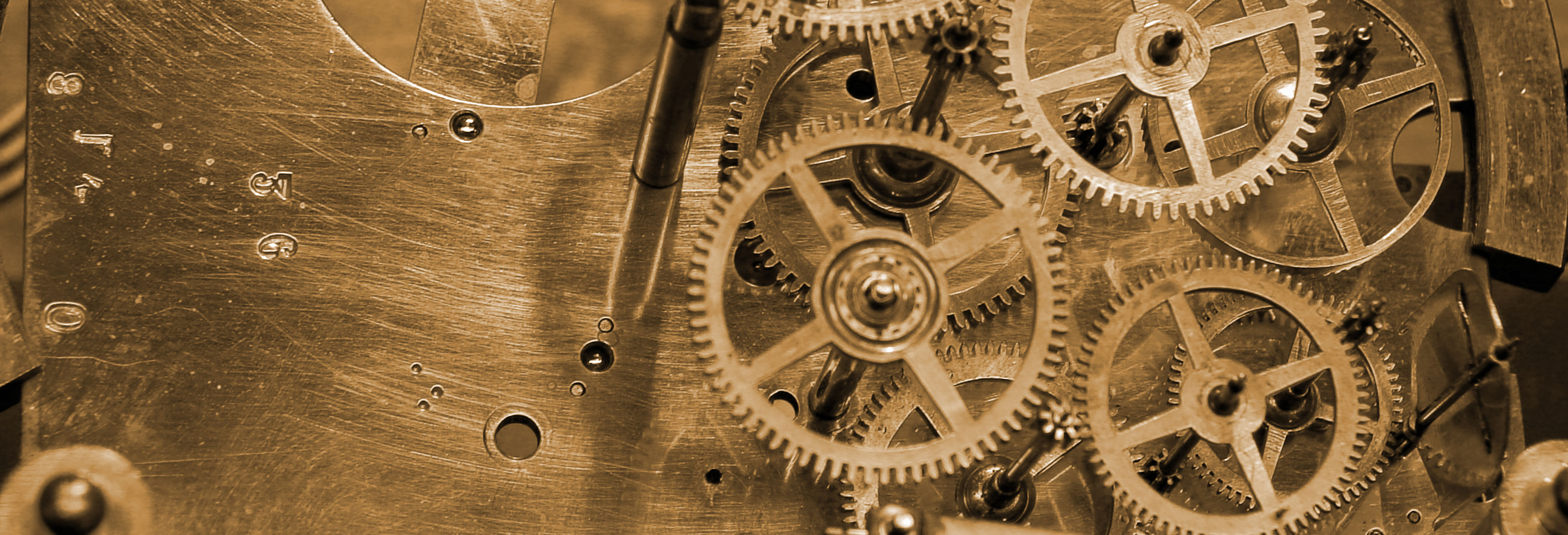 We specialize in repairing and restoring antique clocks and precision watches,